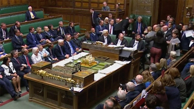 [NATL] Britain Suspends Parliament Amid Brexit Chaos and Crisis