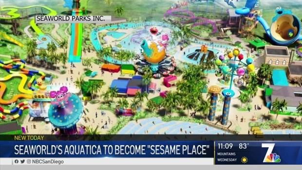[DGO] SeaWorld Announces Big Sesame Street Upgrade