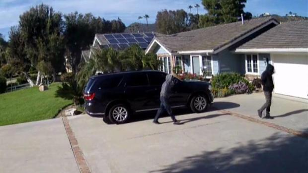 [DGO] Security Cameras Catch Broad-Day Burglary in Vista