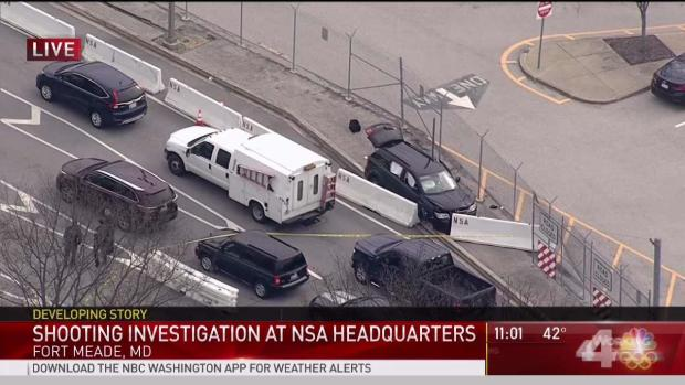 [NATL-DC] Several Hospitalized After Shooting at NSA in Fort Meade