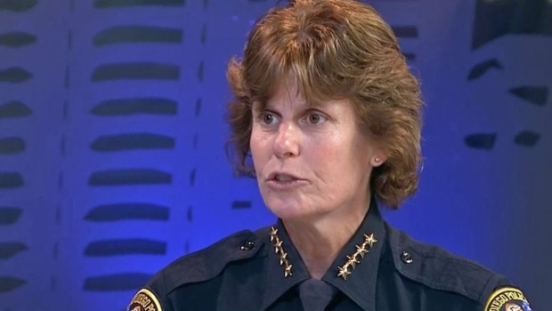 [DGO] Chief Shelley Zimmerman Speaks to NBC 7