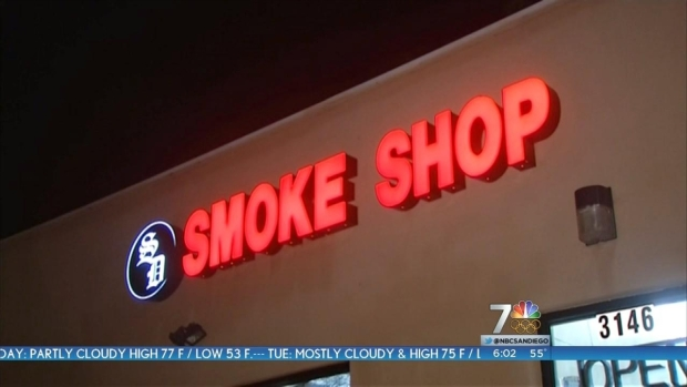 [DGO] Cops Investigate Burglaries at Smoke Shops