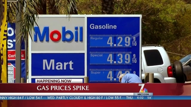 [DGO] Gas Prices Jump at the Pump
