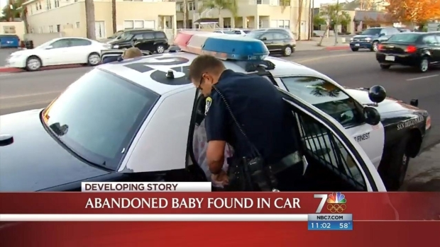 [DGO] Infant Found Abandoned in Car