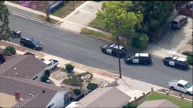 SkyRanger7: Alleged Trespasser Shot by Officer in La Mesa