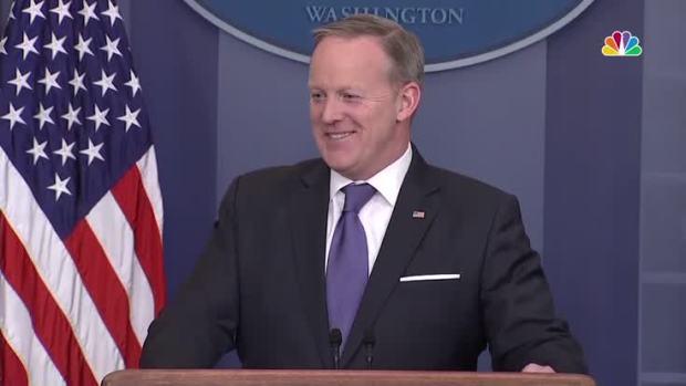 [NATL] Spicer Doubles Down on Obama Wiretap Claim