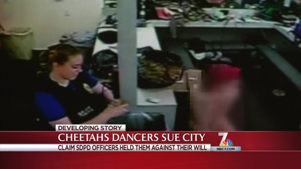 [DGO] Exotic Dancers File Lawsuit Against Police