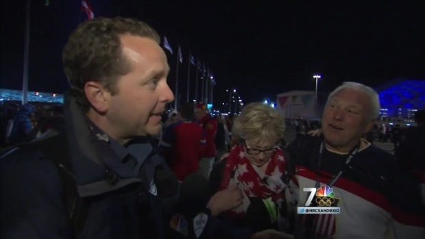 [DGO]San Diego to Sochi: Fans React to USA Hockey Win
