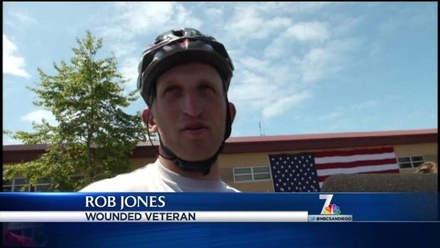 [DGO] Wounded Warrior Rides Bike Across Country