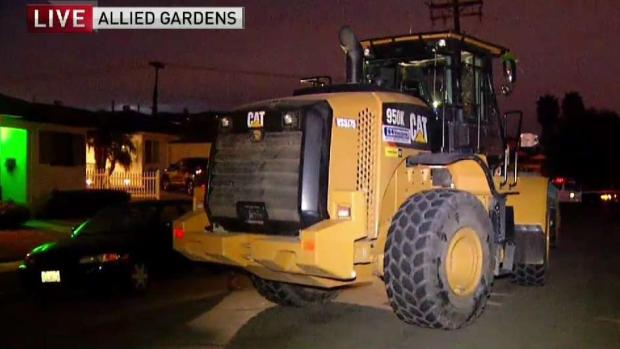 [DGO] Stolen Wheel Loader Used in Attempted ATM Theft