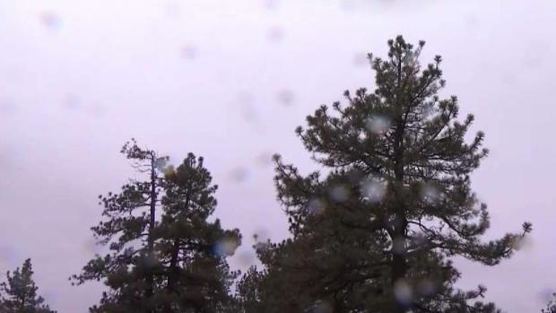 Storm Brings Gusty Mountain Winds Across County