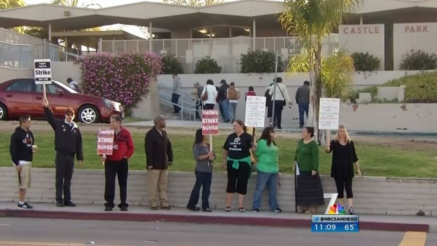 [DGO]Sweetwater District on Standby for Strike