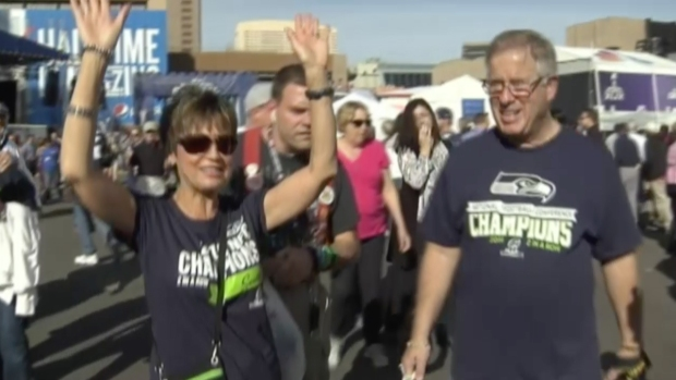 [NATL] WATCH: Keeping the Super Bowl Safe