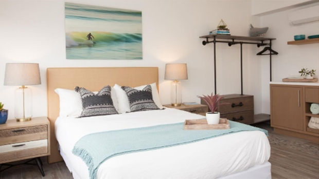 New Surf-Inspired Motel Rolls Into Leucadia