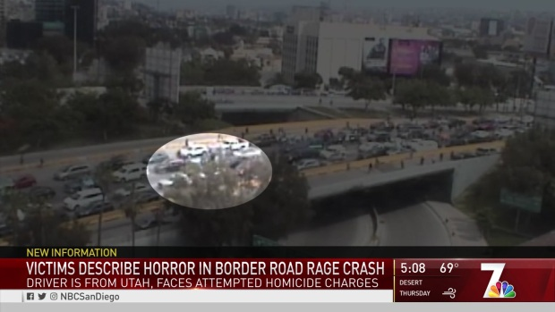 [DGO] Suspect ID'd in Frightening Crash Near San Ysidro Border