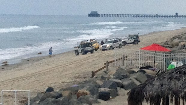 [DGO] Body of Swimmer Found in Oceanside