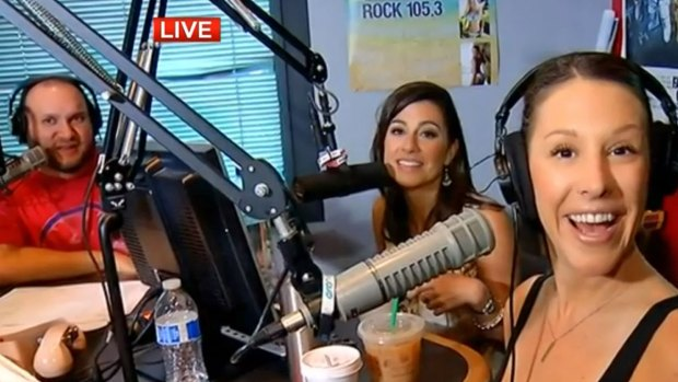 Rock 105.3's The Show on NBC 7