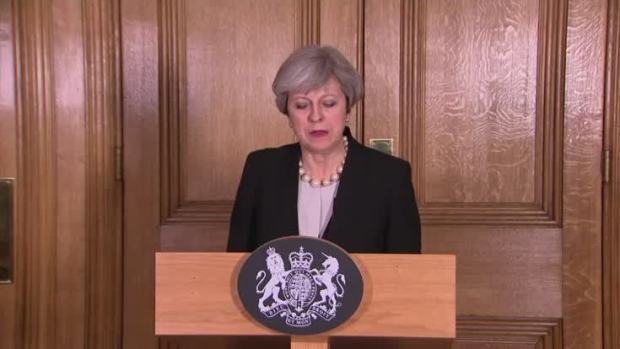 [NATL] May: UK Threat Level Raised to Critical