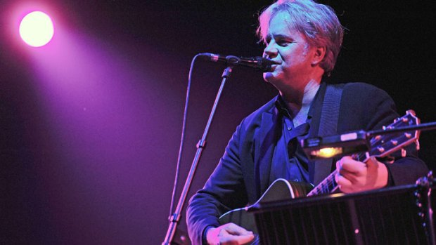 Academy Award Winner Gets His Folk On At Anthology