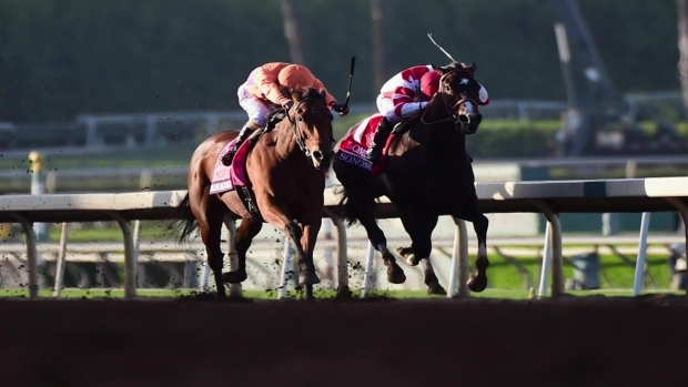 How Big Is the Breeders' Cup? Hall of Fame Jockey Gary Stevens Explains