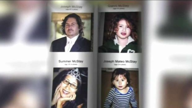 Trial Begins for Murder of McStay Family