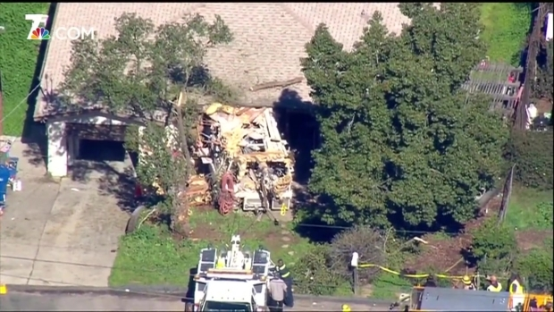 [DGO] Truck Pulled From Santee Home