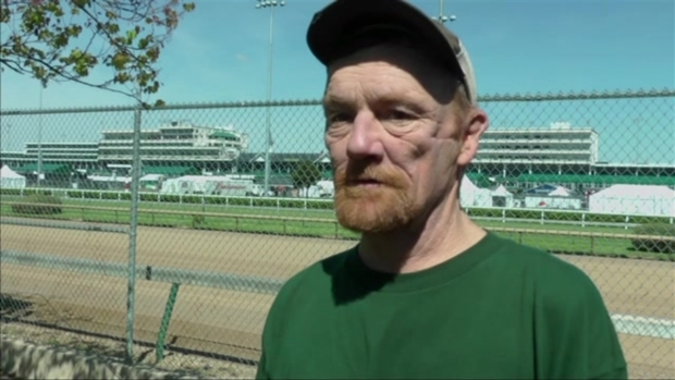 [NATL] RAW: Hear from the Unseen Track Workers Behind The Kentucky Derby