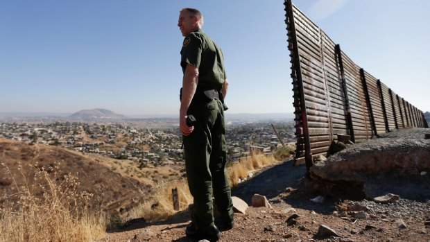 Images: A Look at Current US-Mexico Border Wall
