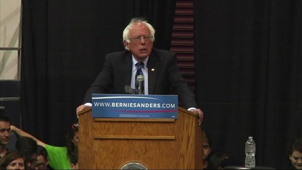 [NATL] Sanders Celebrates West Virginia Win