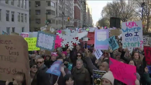 [NATL] Women's March 2018: Resist, Vote, Take Action