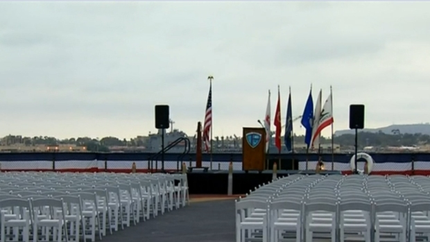 [DGO] Vets Honored at USS Midway