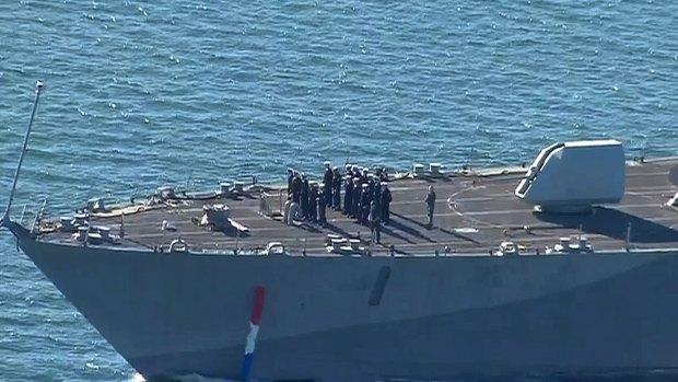 [DGO] USS Freedom Returns Home