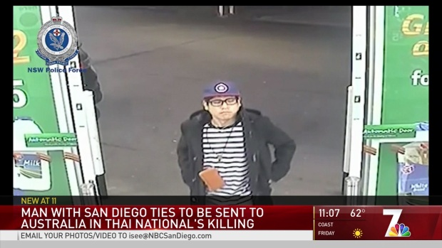 Man With Local Ties to Be Sent to Australia in Thai National's Killing