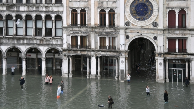 [NATL] Venice Flooding Leads to State of Emergency in Italy