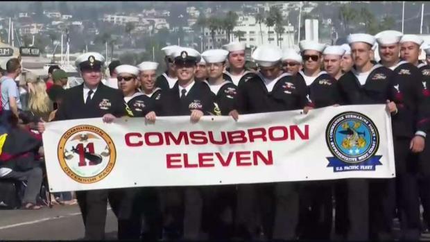[DGO] Veterans Day Parade Rolls Forward on the Embarcadero