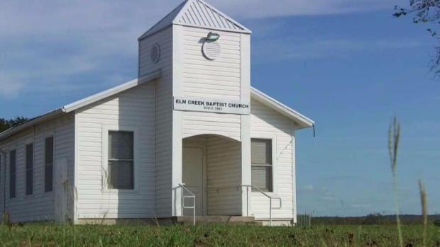 [NATL-DFW] Chase After Church Shooting Ends Near La Vernia Church