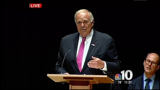 [PHI] Ed Rendell Speaks About Lewis Katz