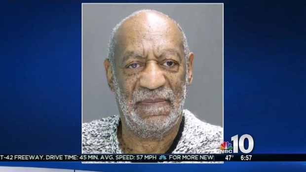 [PHI] Bill Cosby Free on $1 Million Bail in 2004 Sex-Assault Case