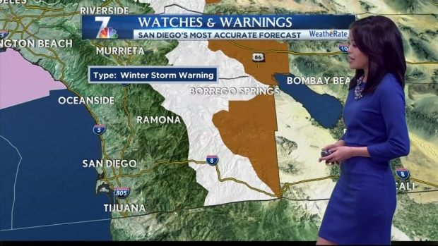 [DGO] Weekend Weather: Winter Storm in Mountains, Rain Everywhere Else
