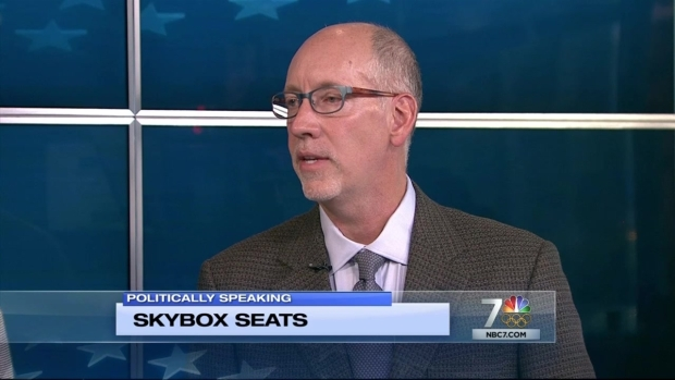 [DGO] Politically Speaking: Skybox Seats