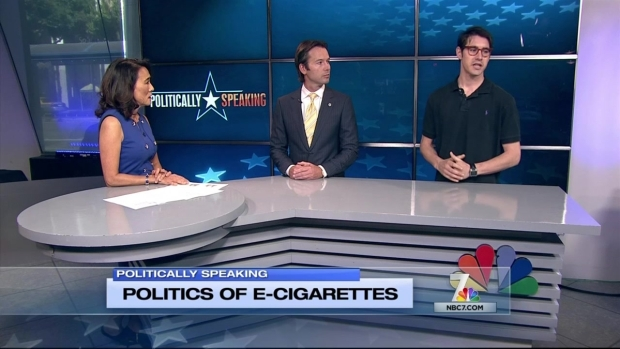 [DGO] Politics of E-Cigarettes