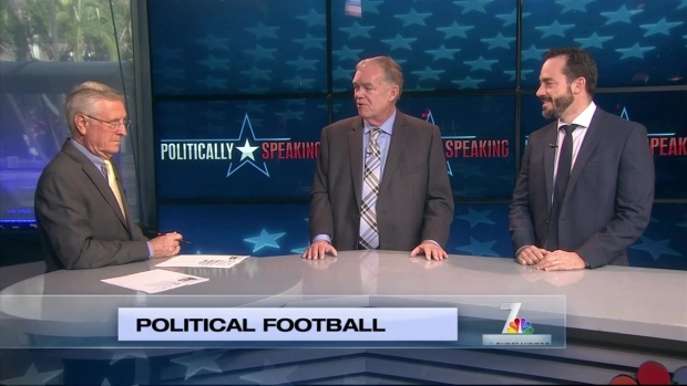 [DGO] Politically Speaking: Political Football