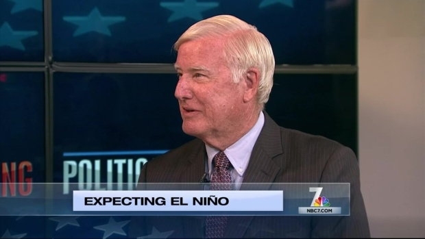 Politically Speaking: Expecting El Nino
