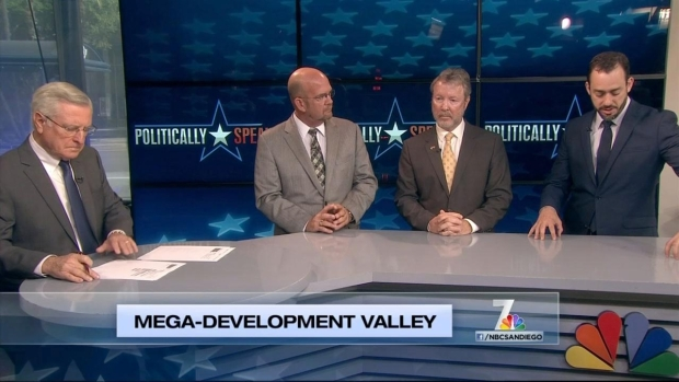 [DGO] Mission Valley Part III: Politically Speaking