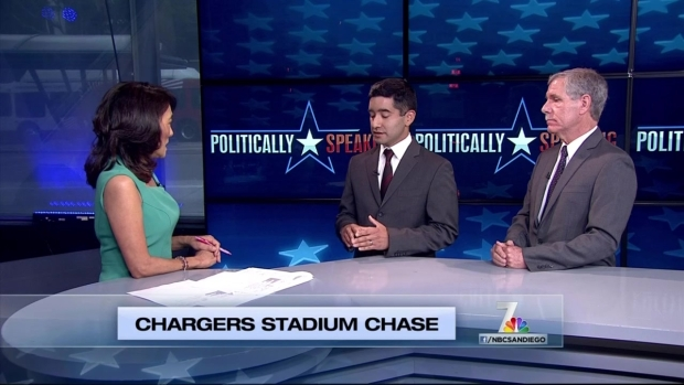 [DGO] Politically Speaking: Chargers Stadium Chase