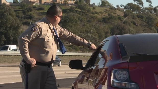 WATCH: Carpool Lane Violations with CHP