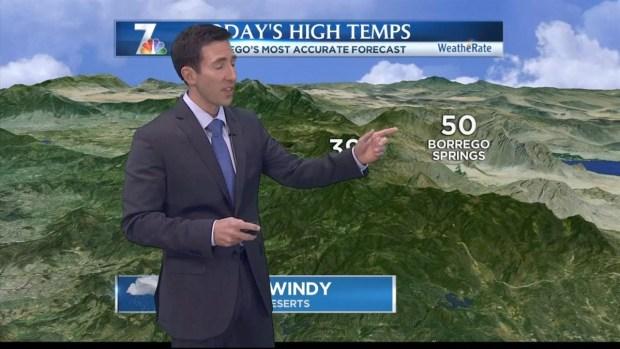 [DGO] Greg Bledsoe's AM Forecast for Saturday, Dec. 7, 2013
