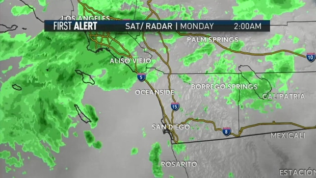 National Weather Service issues Flood advisory for Stanislaus County, region
