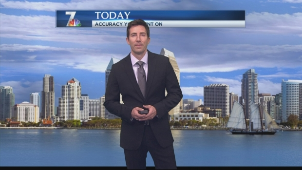 [DGO] Greg Bledsoe's Morning Forecast for Saturday January 9, 2016