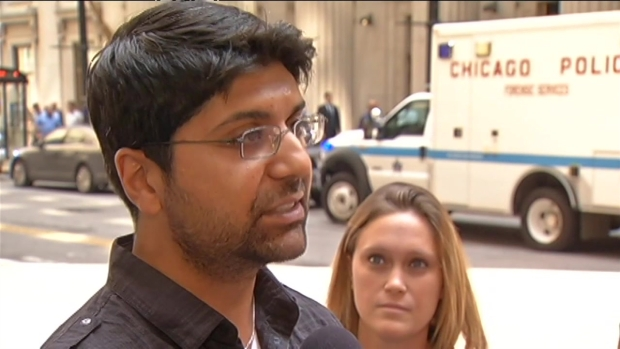 [CHI] Witnesses Describe Chaotic Scene After CEO Shooting